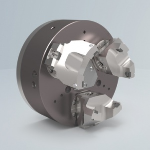 Forkardt UBL Universal Ball-Lok Power Chuck