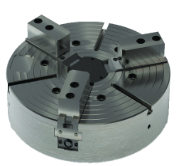 LDP 3-Jaw Wedge Style Power Chuck for Vertical Turning Lathes