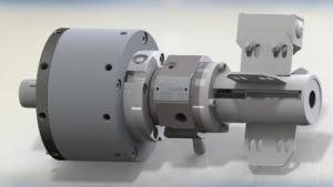 OKR Rotating Hydraulic Cylinder