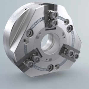QLC, 3-Jaw, Wedge Style Power Chuck
