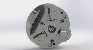 QLC400MIR poliert